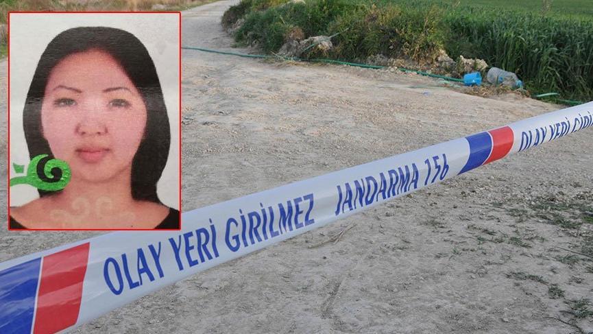 Kırgız kadınının katil zanlısı tutuklandı
