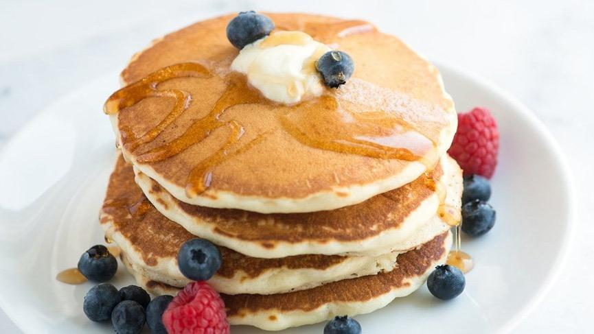How to pancakes? A delicious breakfast pancake recipe we know of favorite