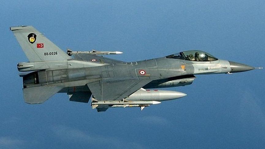 F-16'lar dün vurmuştu bugün yaralı olarak yakalandı - Son Dakika ...