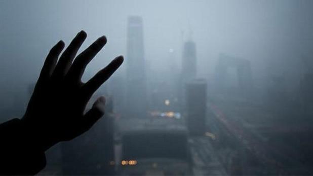 Çin'de yoğun hava kirliliği nedeniyle turuncu alarm verildi