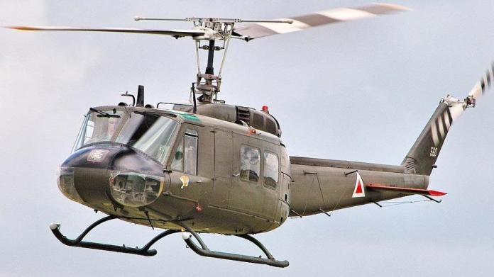 Çekmeköy'de düşen helikopterin UH-1 tipi olduğu açıklandı