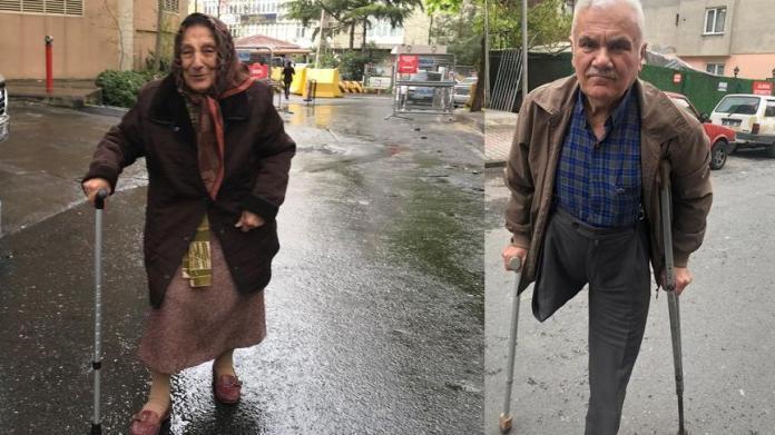İstanbul'da yaşlılara gasp ve dolandırıcılık şoku