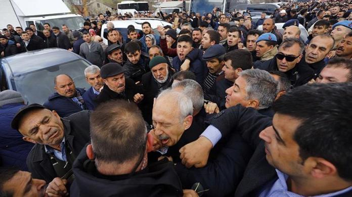 Kılıçdaroğlu'na saldırıda 37 kişi hakkında işlem yapıldı
