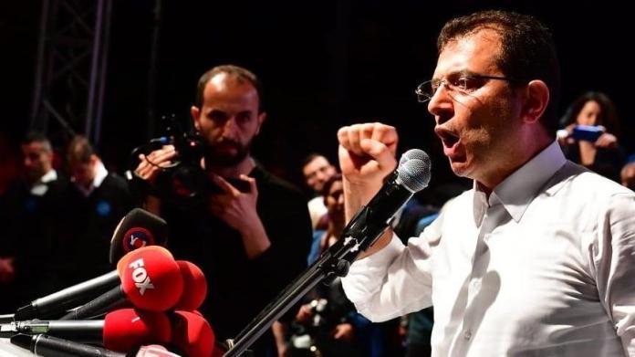 CHP İmamoğlu için kampanya başlattı