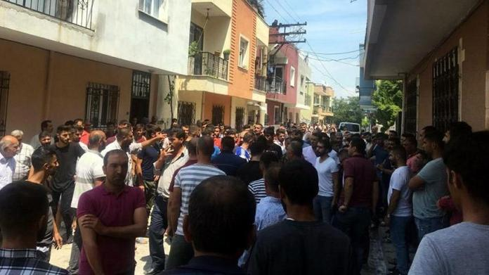 İlçede Suriyeli gerginliği! Halk ayaklandı