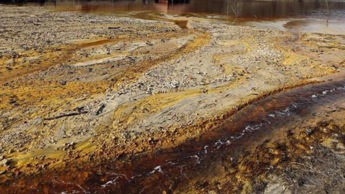 Türkiye'de altın için her yıl 4 bin 500 ton siyanür kullanılıyor