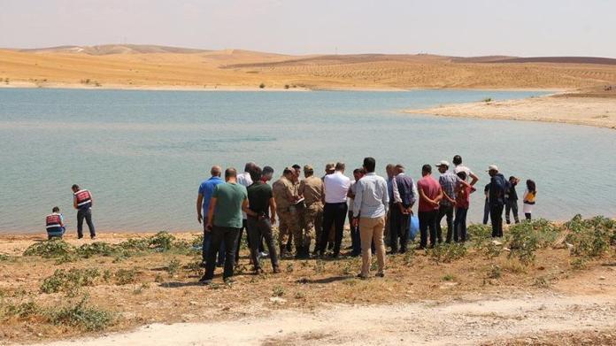 Şanlıurfa'da baraj gölünde facia; 2 kadın ile 1 çocuk boğuldu