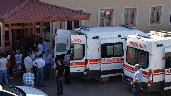 Okulda civa zehirlenmesi şüphesi: 27 öğrenci tedavi altına alındı