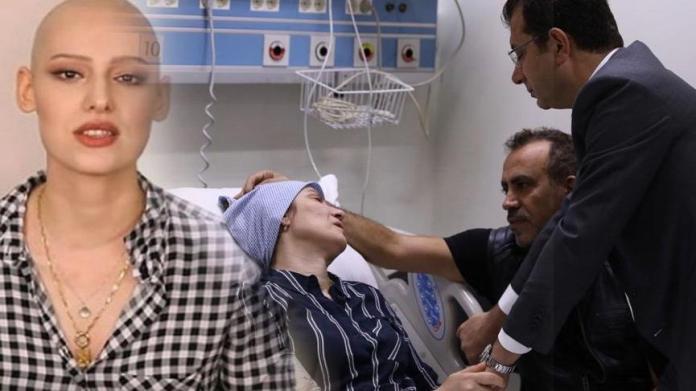 Ekrem İmamoğlu ve Haluk Levent'ten Neslican'ın ailesine taziye ziyareti
