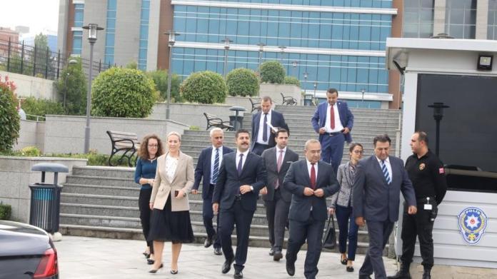 Son dakika... İBB Haydarpaşa/Sirkeci ihalelerinin iptali için dava açtı!