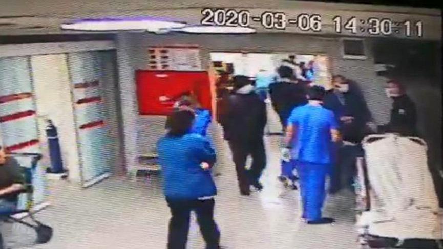 'I got the Corona virus' he put the hospital together