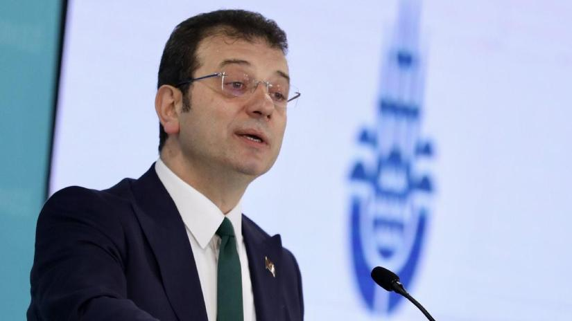 Important statement from Imamoglu after a two-day ban