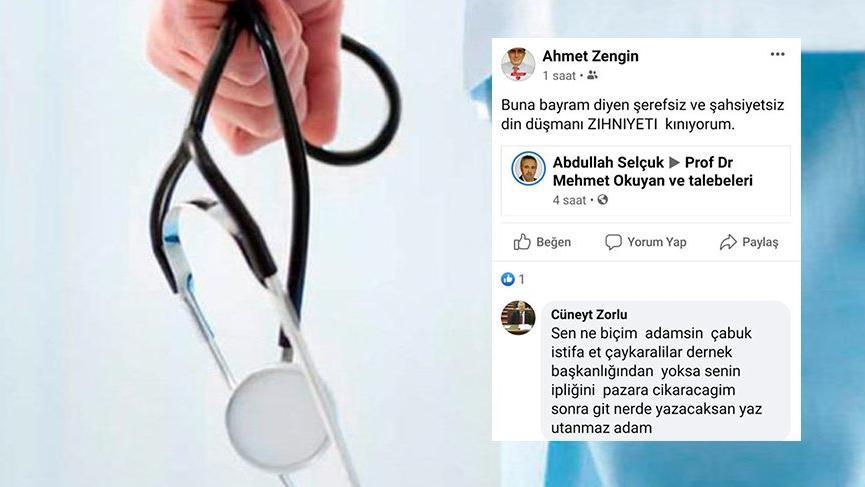 Doktordan skandal 19 Mayıs mesajı… Tepki yağdı