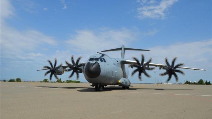 Türk uçakları, Azerbaycan'a doğru yola çıktı!