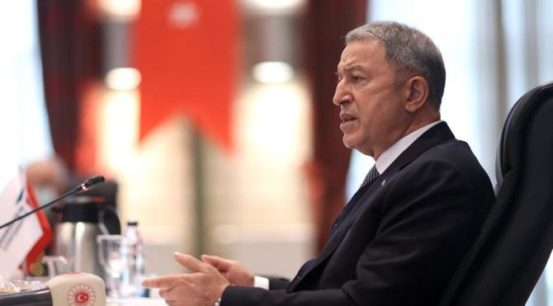 Τελευταία στιγμή… Κοινή δήλωση του κ. Akar: 1 στρατηγός 35 των αξιωματικών μας θα ξεκινήσουν το καθήκον τους