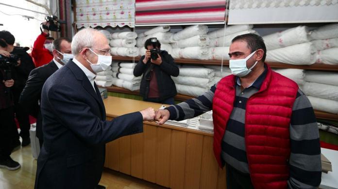 Esnaf, Kılıçdaroğlu'na dert yandı: Astronota 'yoksulluk' adını koysunlar, 8 aydır açız
