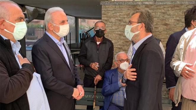 AKP'li başkan art arda gelen acı haberlerle yıkıldı