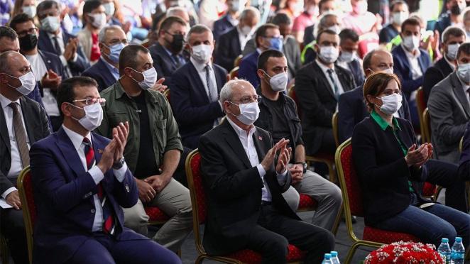 Kılıçdaroğlu'ndan İmamoğlu'na: İnandığın yolda devam et