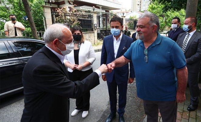 Özal'dan Kılıçdaroğlu'na: Maskelerden ne zaman kurtulacağız? 12