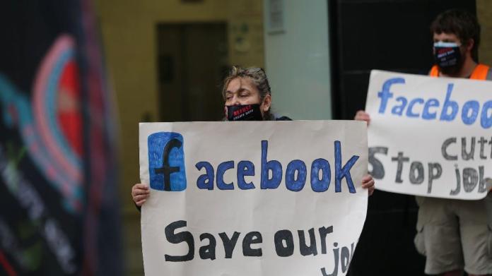 Facebook'ta temizlik işçileri ağır çalışma koşullarına isyan etti