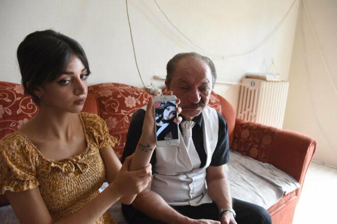 Cinayet şüphelisi Mohammed'in çorabında kayıp Sally'nin kan izi bulundu