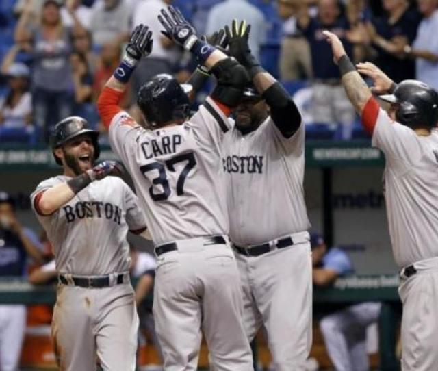 Mlb Picks Alcs Game  Red Sox Vs Tigers