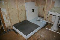 """flooring - How do you build a """"wet room"""" style bathroom ..."""