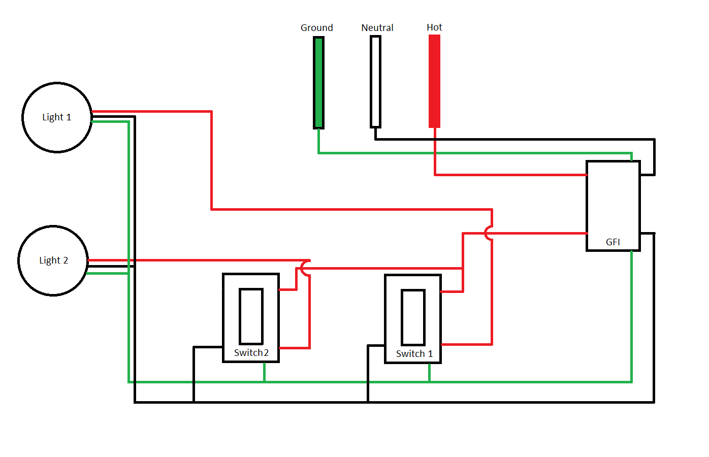 hight resolution of  diagram 4 replacing pool light switches with smart switches is this correct on 2 pole