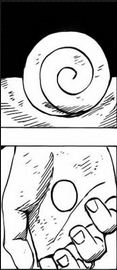 Symbols given by Sage of the Six Paths to Naruto and