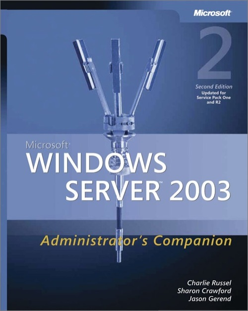 windows server 2003  What is the cover art on this