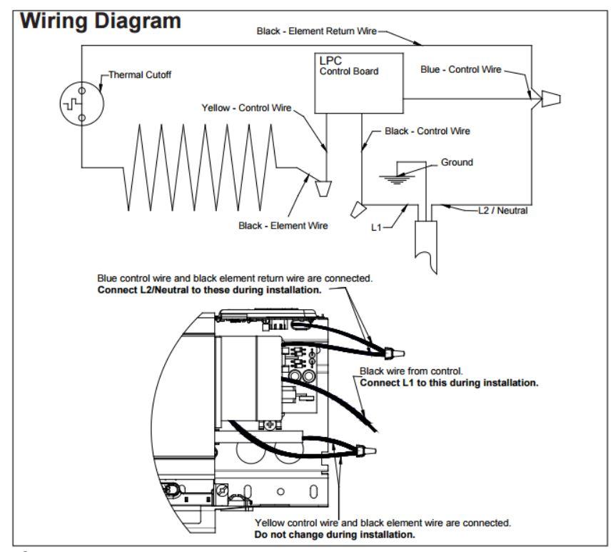 Baseboard Heater Wiring Diagram Wiring Automotive Wiring Diagram