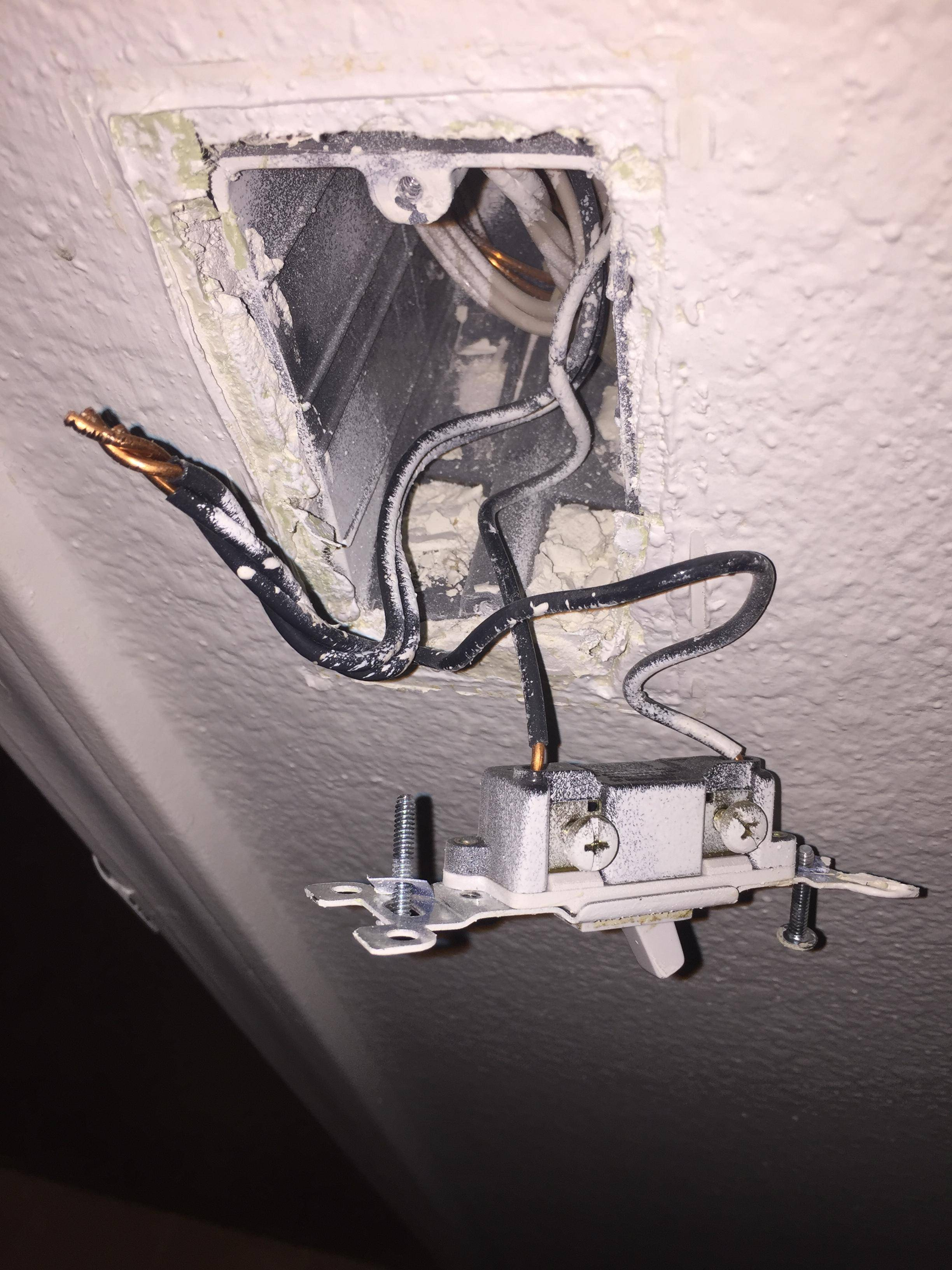 Wiring Bathroom Fan And Light Together