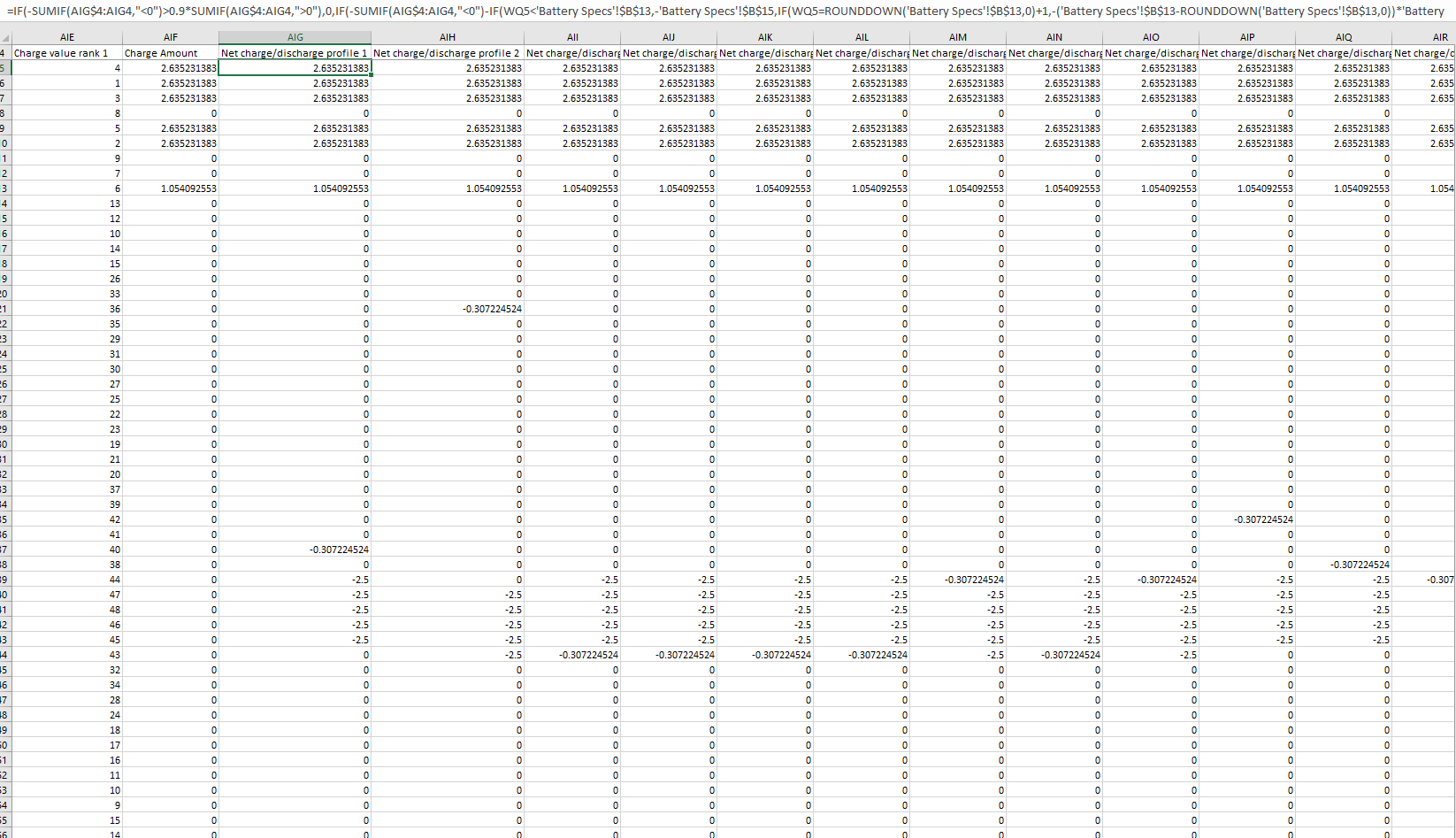 Calculate Excel Formulas In Vba But Display Only The Value In Excel