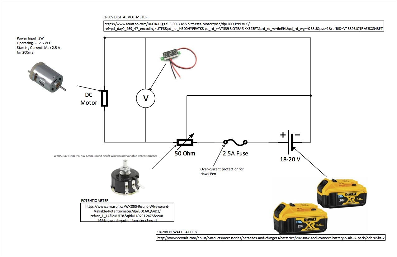 Wiring Diagram 18 Volt Battery Wiring Diagram