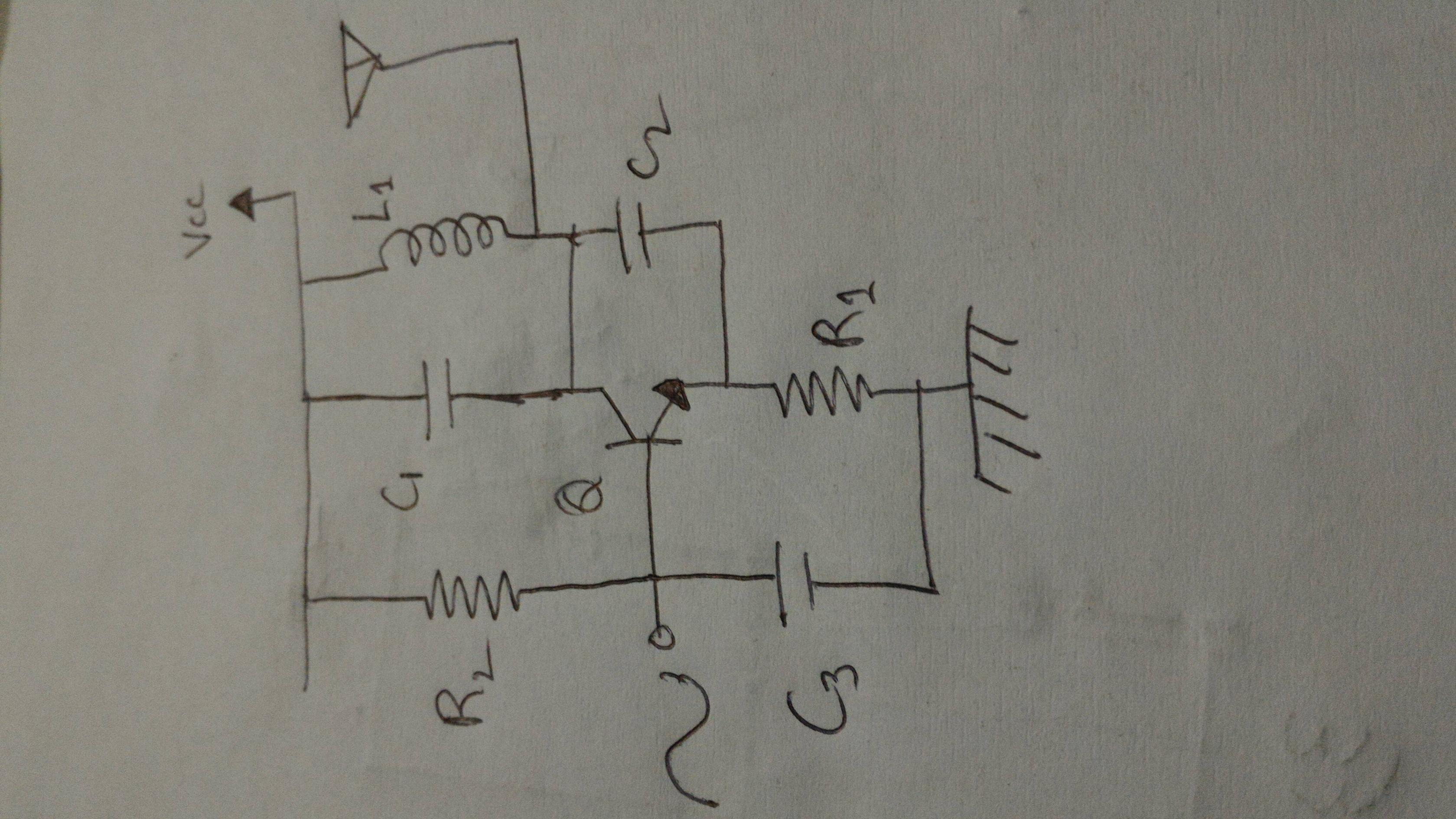 Design I Want To Build A Frequency Modulation Circuit Electrical