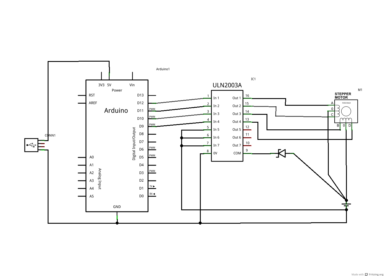 Stepper Motor 4 Wire Diagram : 28 Wiring Diagram Images
