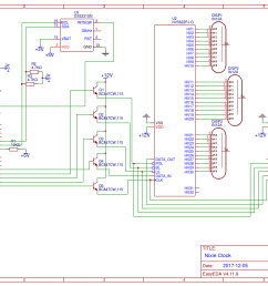 nixie clock schematic wiring diagram val [ 1181 x 706 Pixel ]