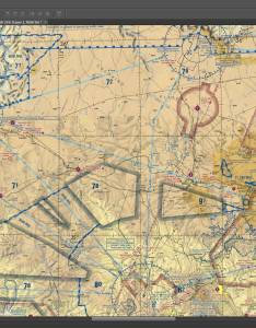 Enter image description here aeronautical charts also why can    exactly match the same points on different vfr sectional rh aviationackexchange