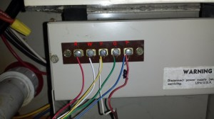 Can I use the T terminal in my furnace as the C for a Wifi Thermostat?  Home Improvement Stack