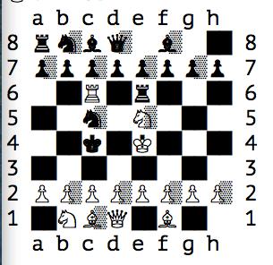 computing checkmate correctly stack