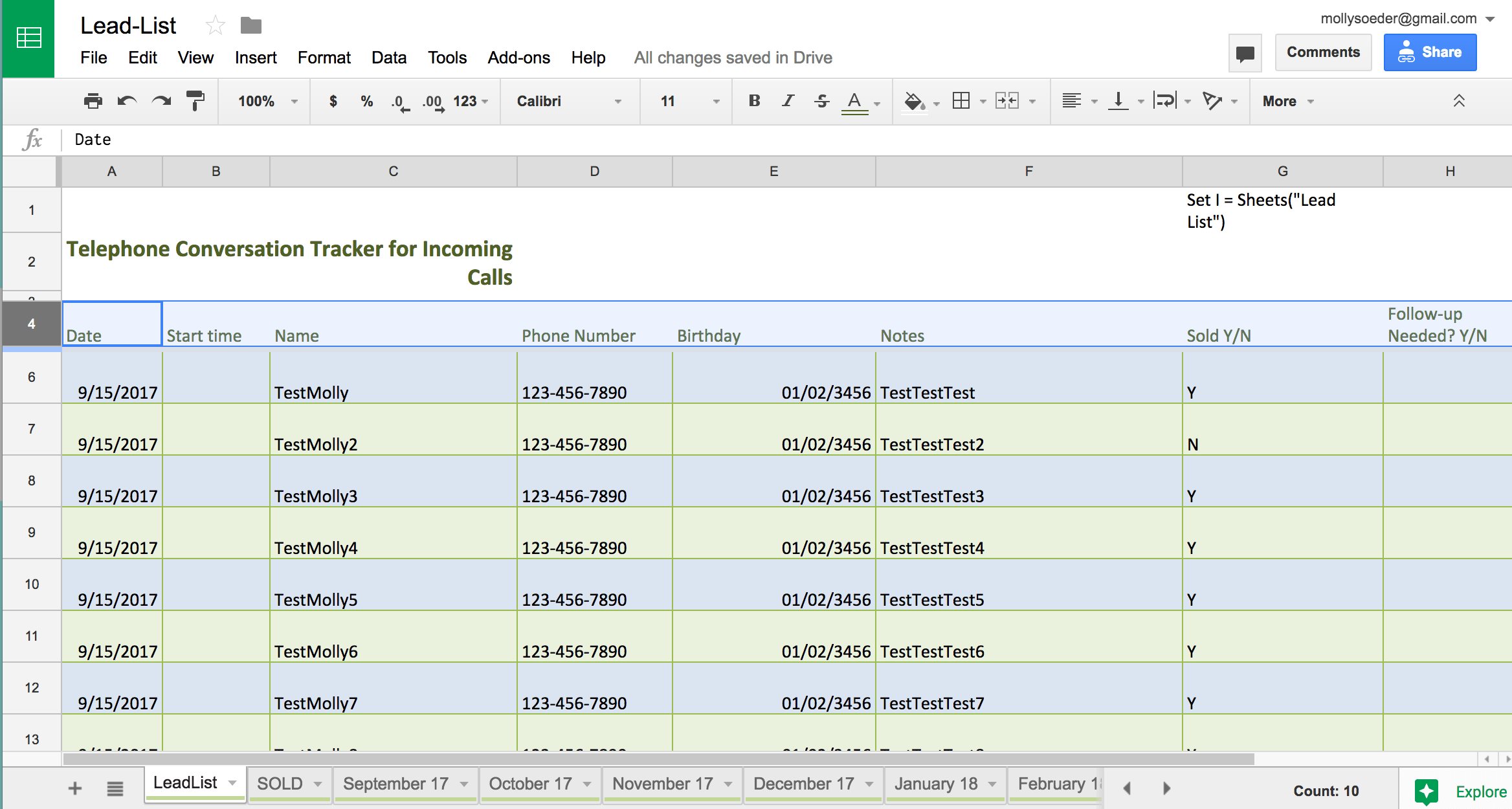 Query Formula On Sheets Not Working In Excel