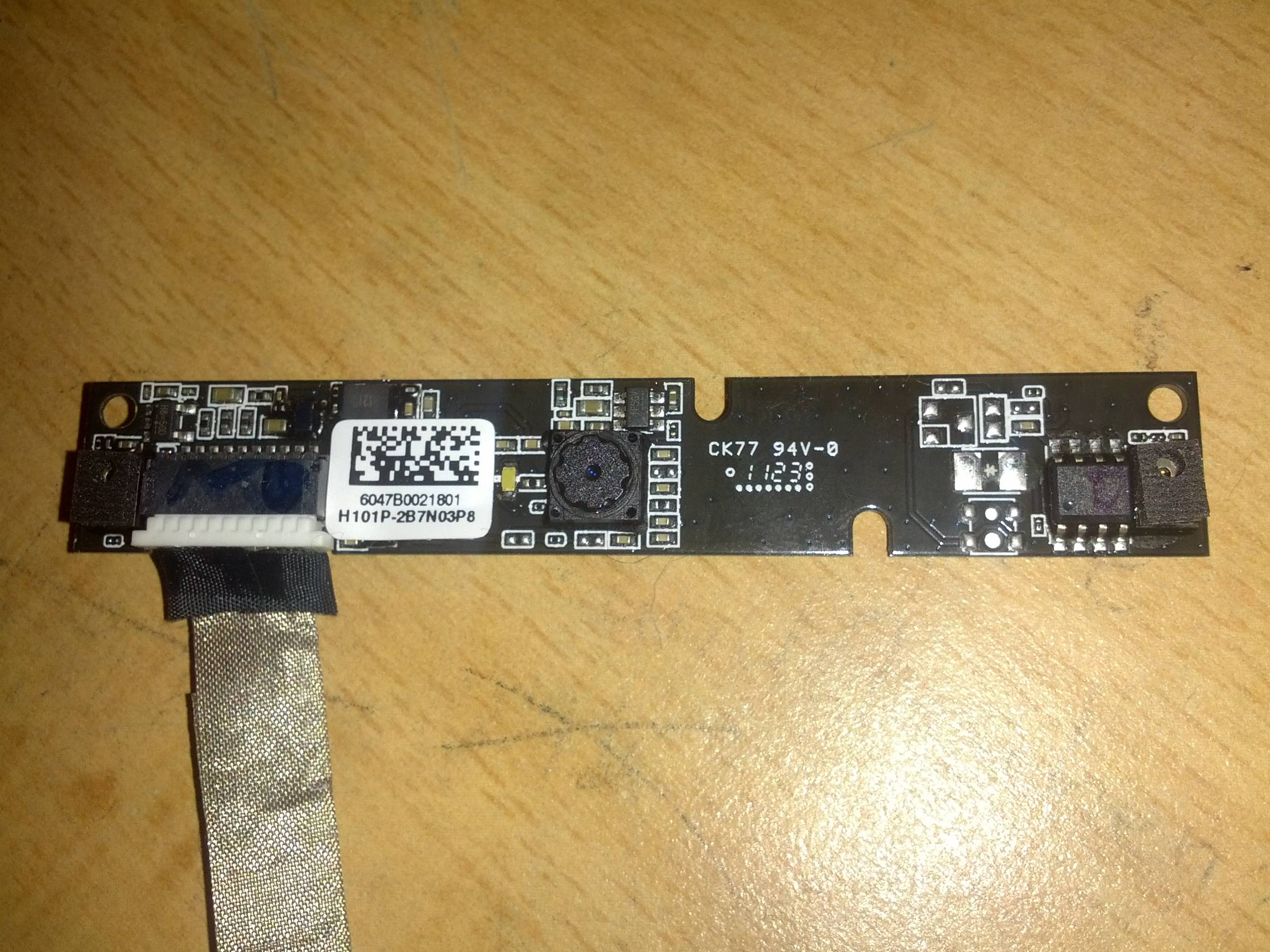 usb web camera wiring diagram parts explosion reusing webcam from laptop need to figure out the