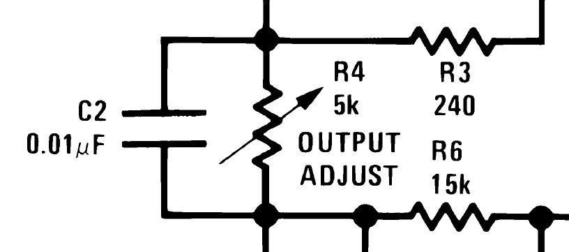 Variable Resistor Wiring Diagram 10k Variable Resistor Pin