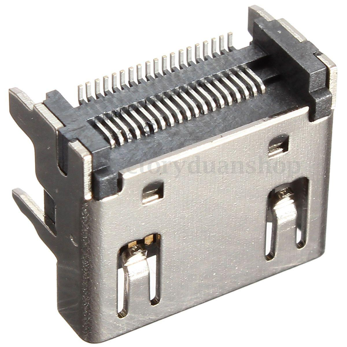 hight resolution of hdmi female connector