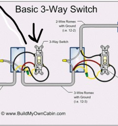 three way switch how to wire a light switch wiring diagram img on wiring a three way light switch further 3 way tele switch wiring [ 1458 x 864 Pixel ]