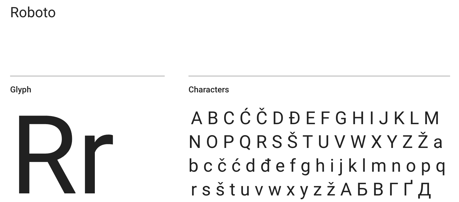 Closest Google Font to Amazon's new