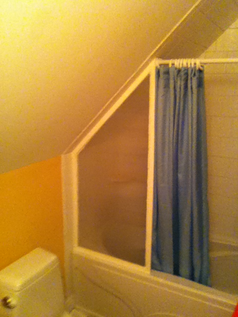 bathroom  What is the best way to install a shower