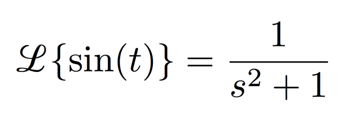 Image result for laplace transforms
