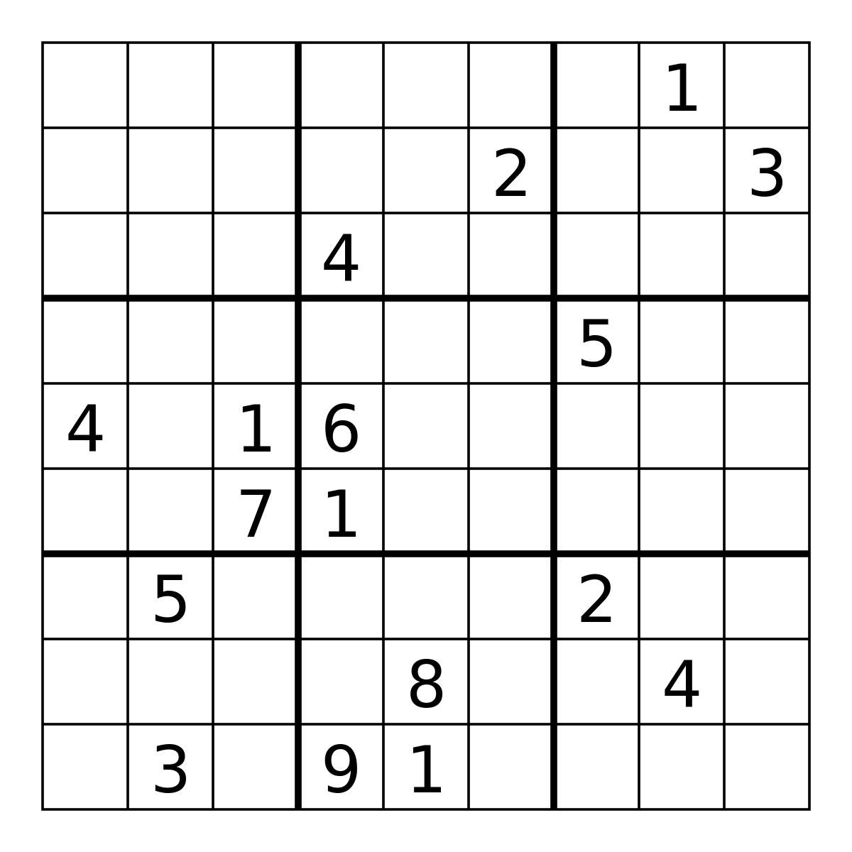 Is A Legit Sudoku Puzzle Supposed To Be Symmetrical