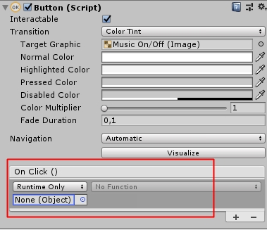 unity3d - Unity C# Button onClick Method How To Get GameObject Automatically - Stack Overflow